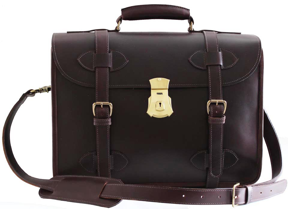 1945 US ARMY TWO COMPARTMENT BRIEFCASE