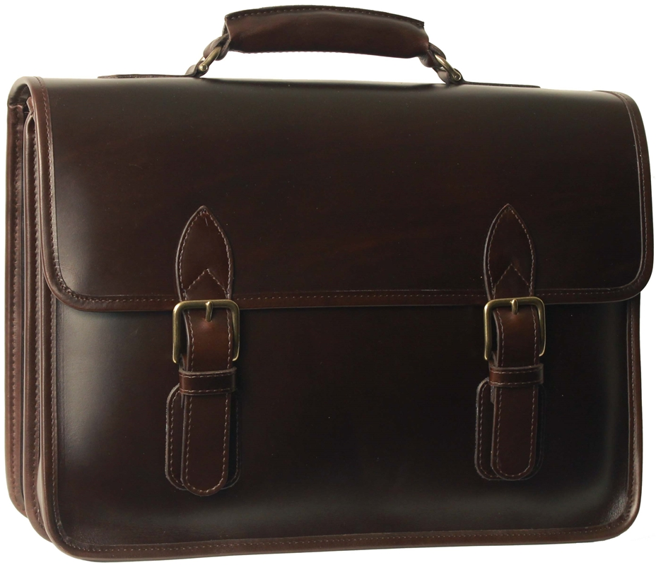 handmade leather briefcase made in usa organizer leather briefcase made in usa customhide 7100